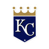 Kansas City Royals Laser Cut Steel Logo Spirit Size-Primary Logo