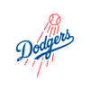 Los Angeles Dodgers Laser Cut Steel Logo Spirit Size-Primary Logo