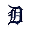 Detroit Tigers Laser Cut Steel Logo Spirit Size-Stylized D