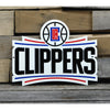 NBA Los Angeles Clippers Metal Logo