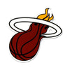 NBA Miami Heat Metal Super Magnet