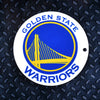 NBA Golden State Warriors Metal Super Magnet