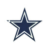 NFL Dallas Cowboys Metal Super Magnet-Star