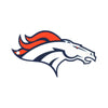 NFL Denver Broncos Metal Super Magnet