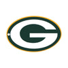 NFL Green Bay Packers Metal Super Magnet