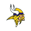 NFL Minnesota Vikings Metal Super Magnet