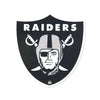 NFL Oakland Raiders Metal Super Magnet