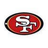 NFL San Francisco 49ers Metal Super Magnet