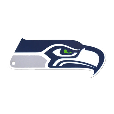 Seattle Seahawks Laser Cut Logo Steel Magnet-Primary Logo