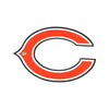 NFL Chicago Bears Metal Super Magnet-C
