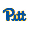 Pittsburgh Panthers Laser Cut Logo Steel Magnet-Panthers Primary Logo 2020