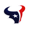 NFL Houston Texans Metal Logo