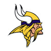 NFL Minnesota Vikings Metal Logo