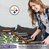 Pittsburgh Steelers Laser Cut Steel Logo Spirit Size-Primary Logo