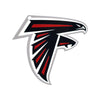 Atlanta Falcons Laser Cut Steel Logo Statement Size-Primary Logo