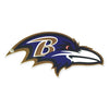 Baltimore Ravens Laser Cut Steel Logo Statement Size-Primary Logo