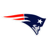 New England Patriots Laser Cut Steel Logo Statement Size-Primary Logo