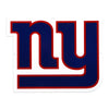 New York Giants Laser Cut Steel Logo Statement Size-Primary Logo