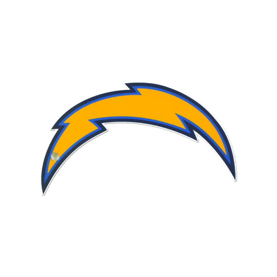Los Angeles Chargers Laser Cut Steel Logo Statement Size-Primary Logo