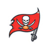 Tampa Bay Buccaneers Laser Cut Steel Logo Statement Size-Primary Logo