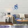 Dallas Cowboys Laser Cut Steel Logo Statement Size-Classic Logo