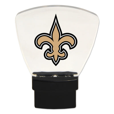 NFL New Orleans Saints LED Night Light
