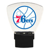 NBA Philadelphia 76ers LED Night Light