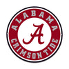 LARGE Alabama Crimson Tide STEEL Logo Sign