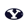 NCAA BYU Metal Super Magnet