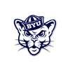 NCAA BYU Metal Super Magnet-Sailor Cougar