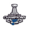 St. Louis Blues Stanley Cup 2019 Champs 12 Inch STEEL Logo Sign