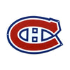 Montreal Canadiens STEEL 12 Inch NHL Logo Sign
