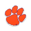 Large Clemson Tigers STEEL Logo Sign