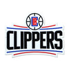 Los Angeles Clippers STEEL 12 Inch NBA Logo Sign
