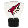 NHL Phoenix Coyotes LED Night Light