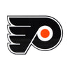 Philadelphia Flyers STEEL 12 Inch NHL Logo Sign