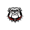NCAA Georgia Bulldogs Metal Super Magnet- Bulldog Head