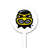 NCAA Iowa Hawkeyes STEEL Garden Stake- Herkey Head