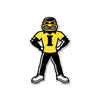 NCAA Iowa Hawkeyes Metal Super Magnet-Standing Herkey