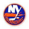 New York Islanders STEEL 12 Inch NHL Logo Sign