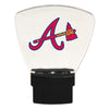 MLB Atlanta Braves LED Night Light