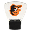 MLB Baltimore Orioles LED Night Light- Bird Head Logo