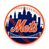 New York Mets Laser Cut Steel Logo Spirit Size-Primary Logo