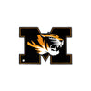 NCAA Missouri Tigers Metal Super Magnet-M