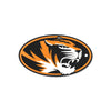 NCAA Missouri Tigers Metal Super Magnet-Oval