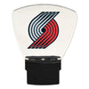 NBA Portland Trail Blazers LED Night Light