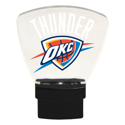 NBA Oklahoma City Thunder LED Night Light