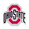 LARGE Ohio State Buckeyes STEEL Logo Sign