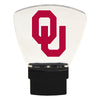 NCAA Oklahoma Sooners LED Night Light