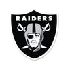 Las Vegas Raiders STEEL 12 Inch NFL Logo Sign